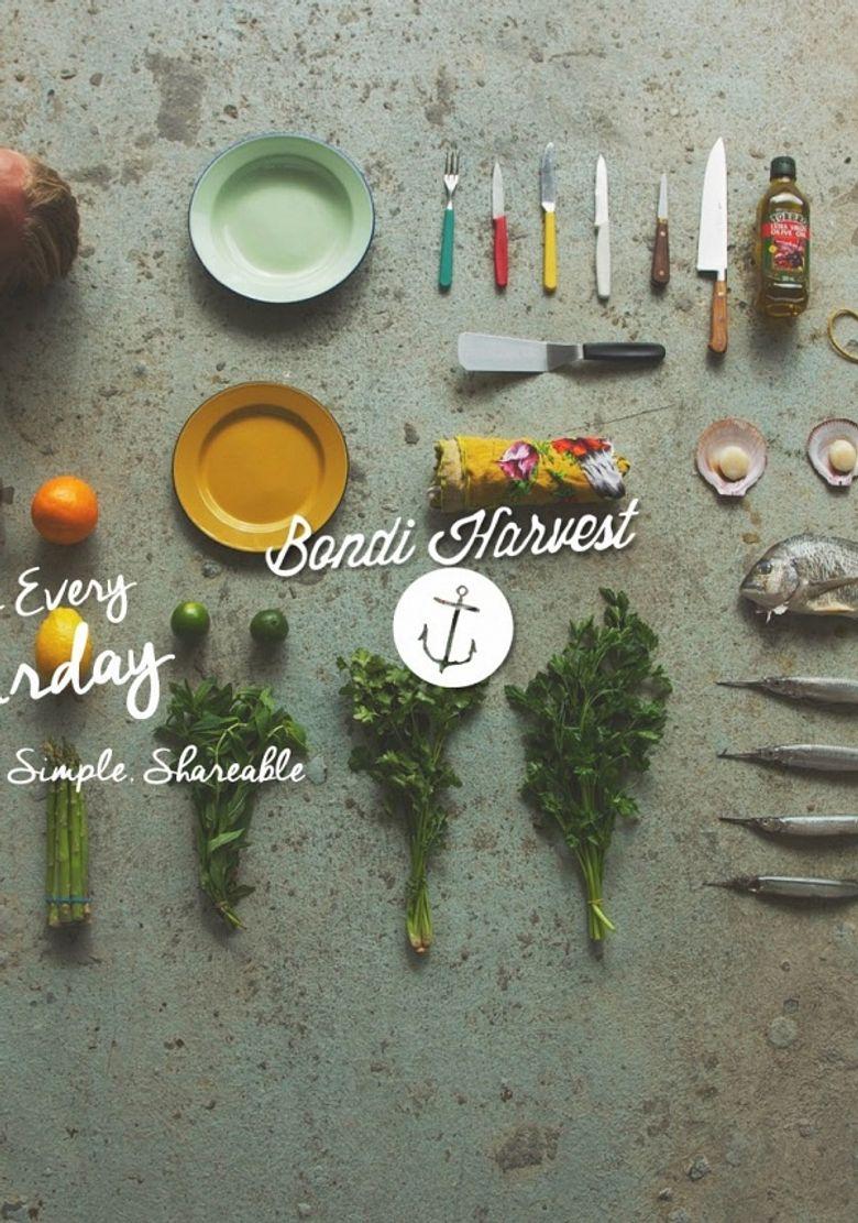 Bondi Harvest Poster