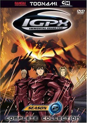 Immortal Grand Prix Poster