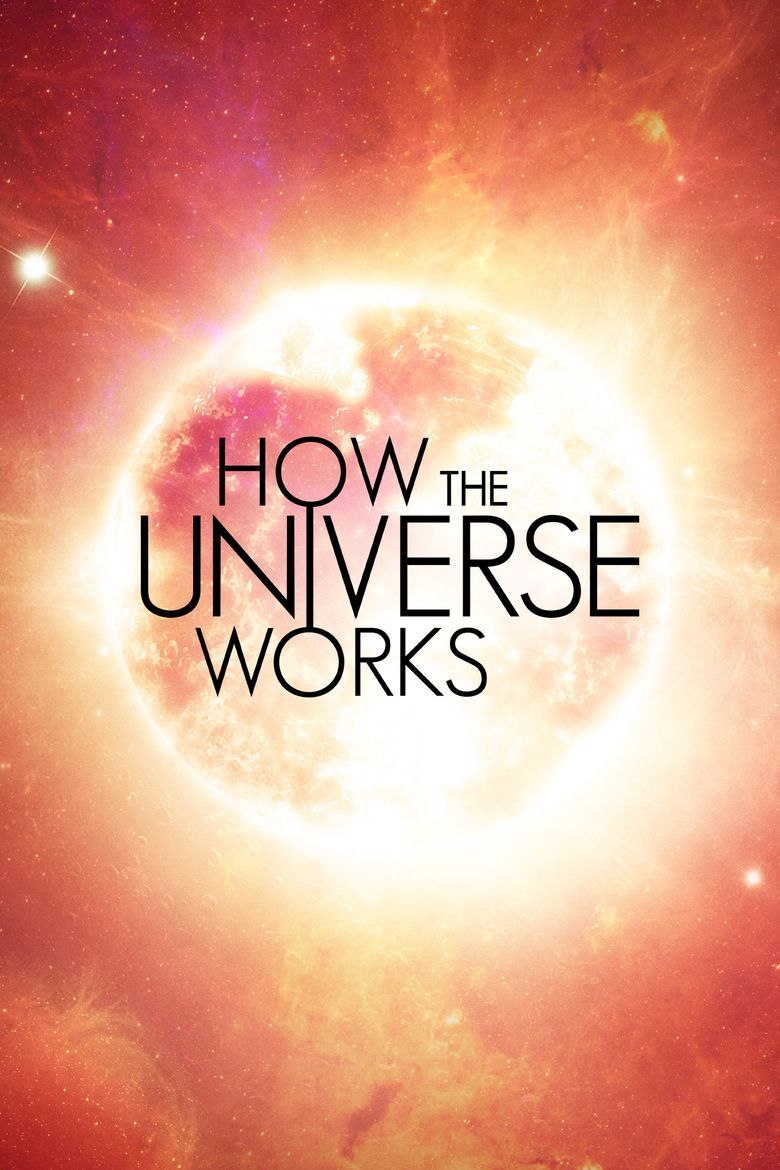 How the Universe Works Poster