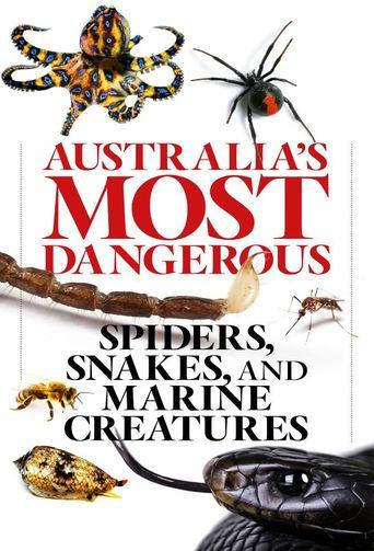 Australia's Most Dangerous Poster