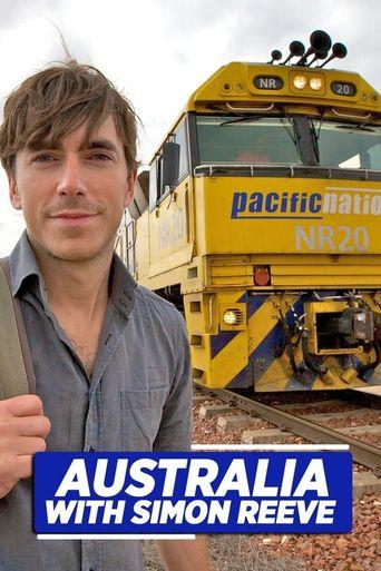 Australia with Simon Reeve Poster