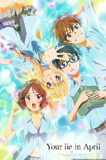 Watch Your Lie in April