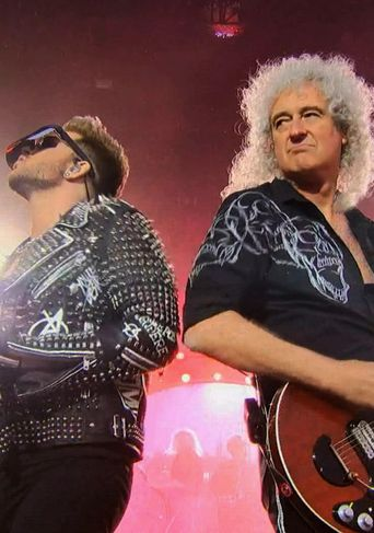 The Show Must Go On: The Queen + Adam Lambert Story Poster