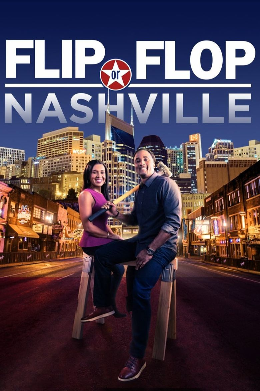 Flip or Flop Nashville Poster