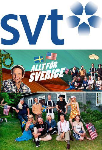 Allt för Sverige Poster