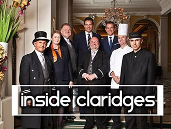 Inside Claridge's Poster
