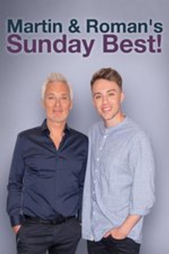 Martin & Roman's Sunday Best Poster