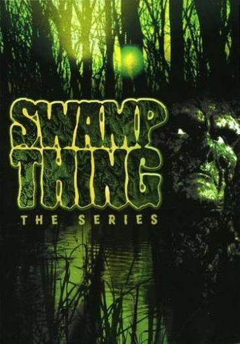 Swamp Thing: The Series Poster