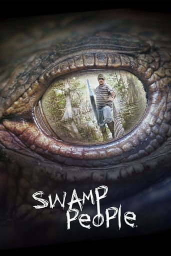Swamp People Poster