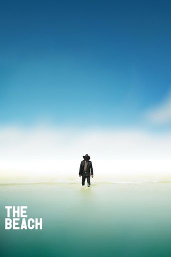The Beach: Isolation in Paradise Poster
