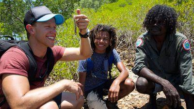 Season 03, Episode 05 Croc Island Rangers