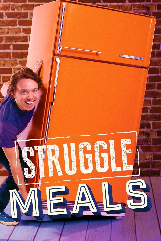 Struggle Meals Poster