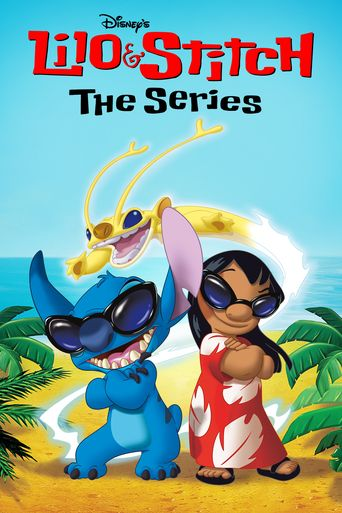 Lilo & Stitch: The Series Poster