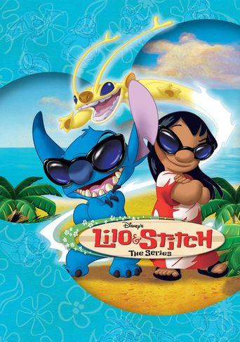 Lilo & Stitch: The Series Poster