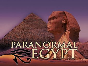 Paranormal Egypt Poster