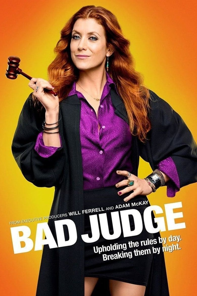Bad Judge Poster