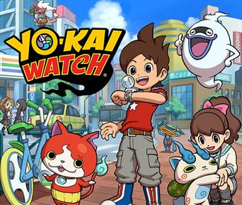 Yo-Kai Watch Poster