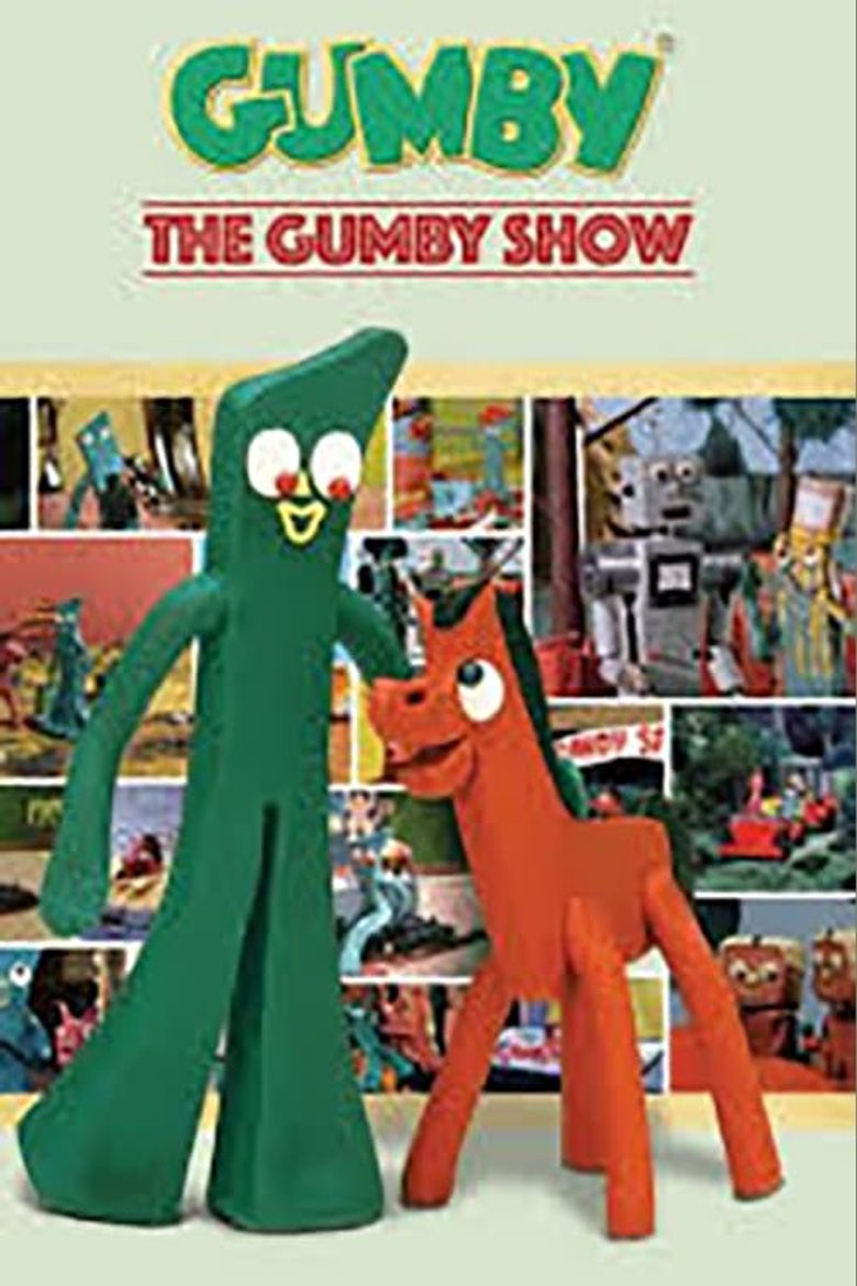 The Gumby Show Poster