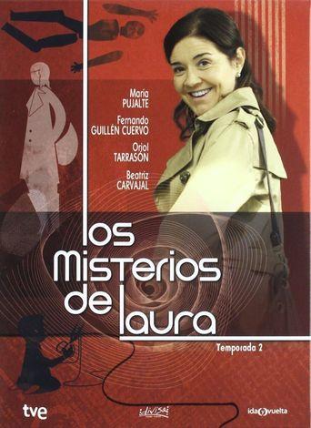 Los misterios de Laura Poster