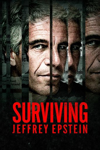 Surviving Jeffrey Epstein Poster