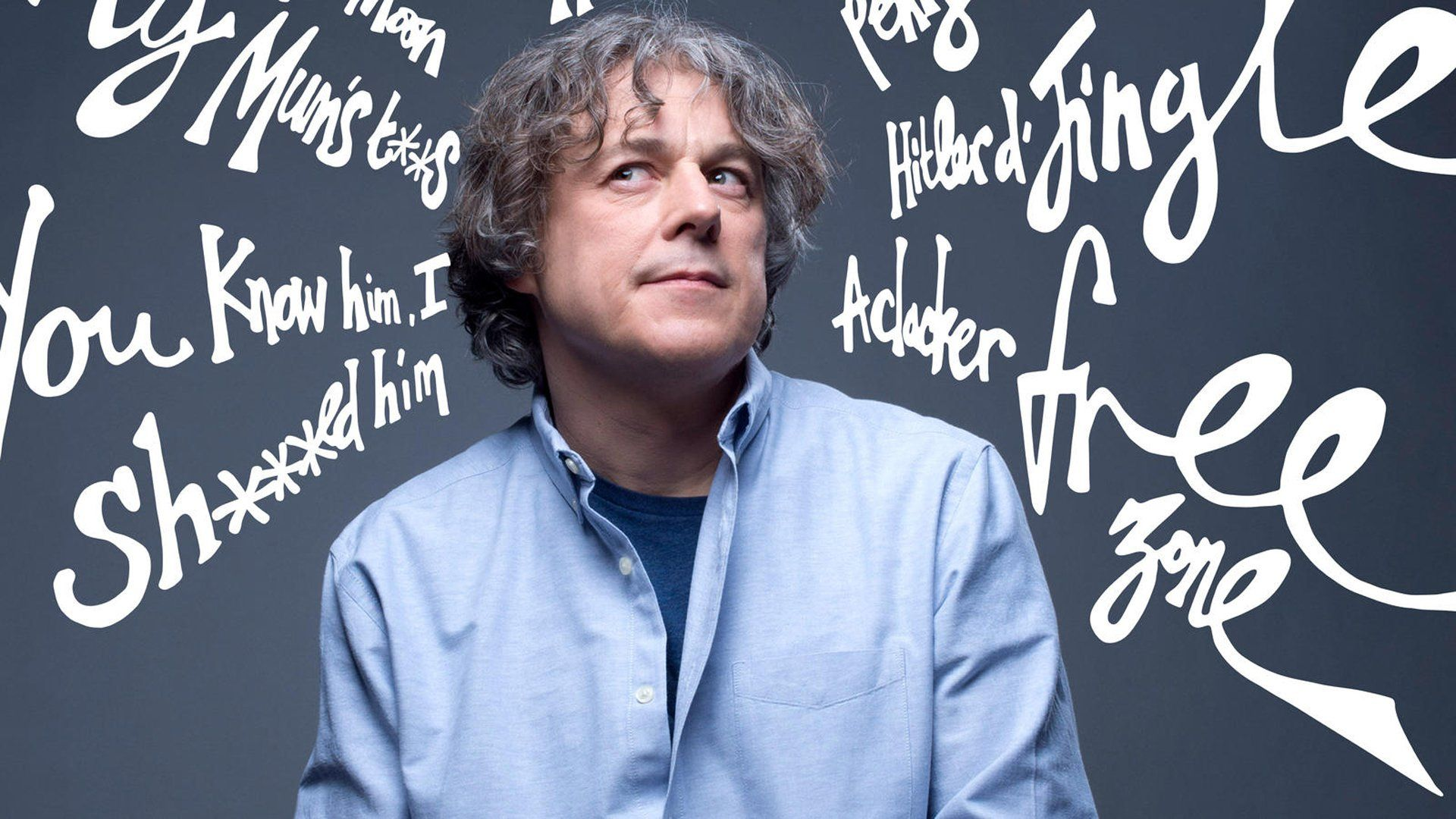 Alan Davies As Yet Untitled Watch Episodes On Britbox Or