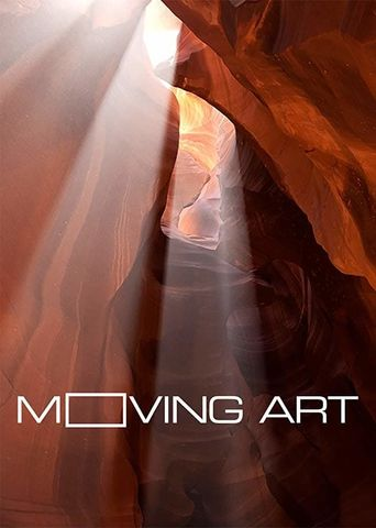 Moving Art Poster