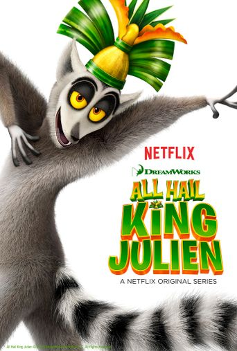 Watch All Hail King Julien