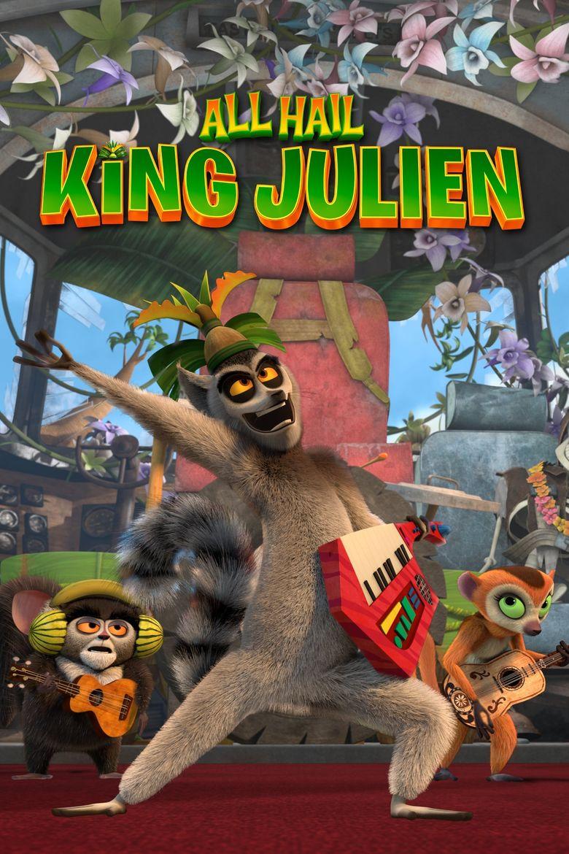Watch All Hail King Julien