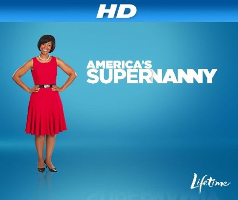 America's Supernanny Poster