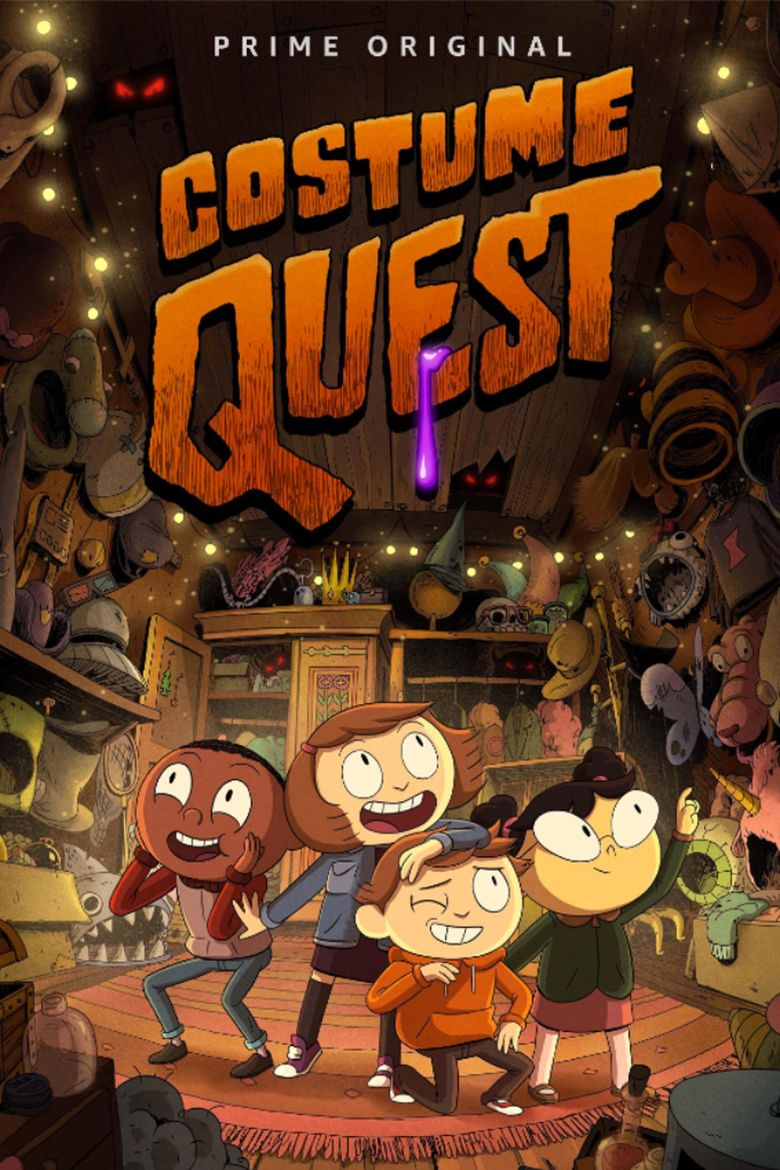 Costume Quest Poster