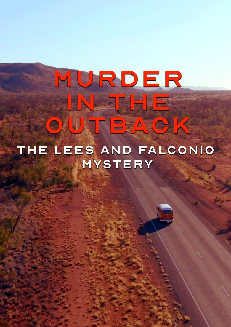 Murder in the Outback Poster