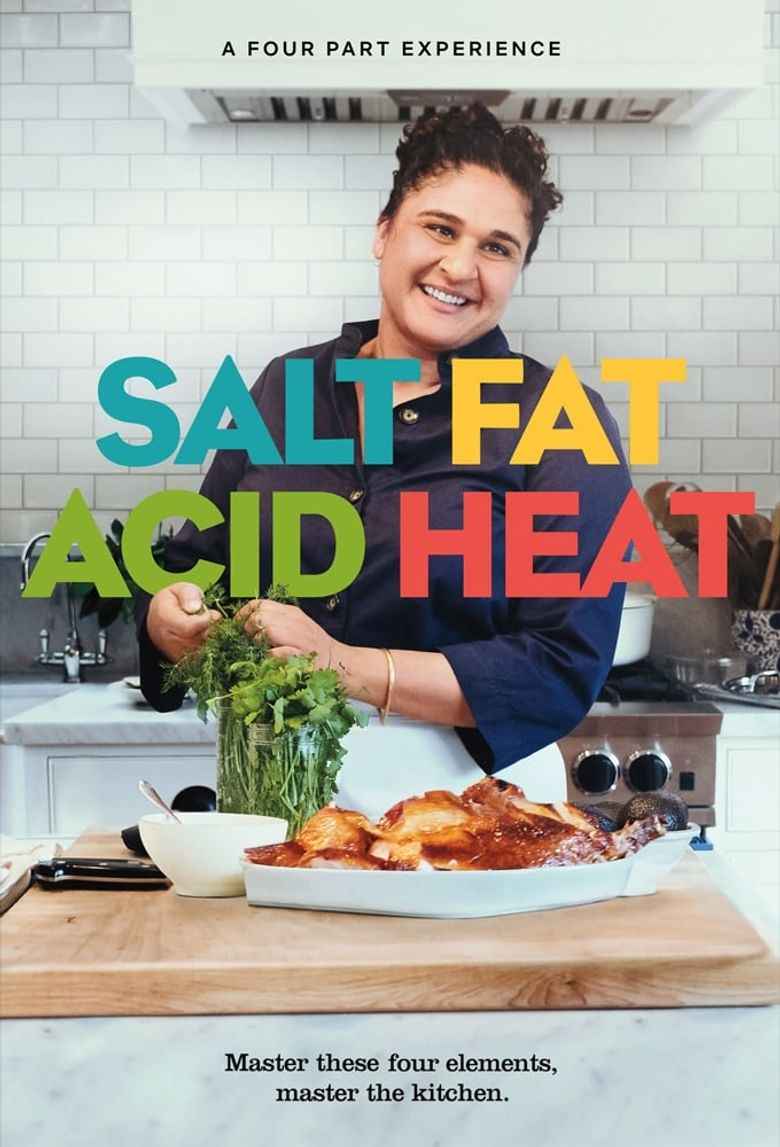 Salt Fat Acid Heat Poster