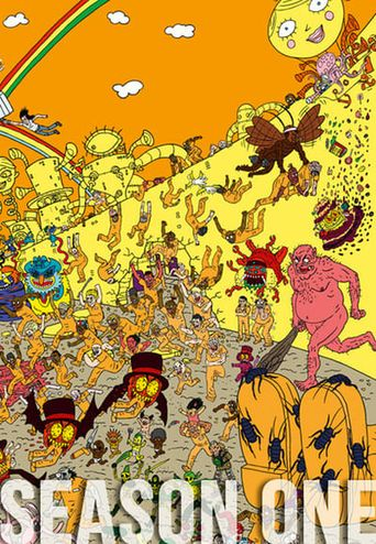 Superjail Where To Watch Every Episode Streaming Online
