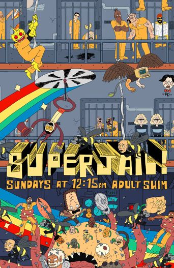Watch Superjail!