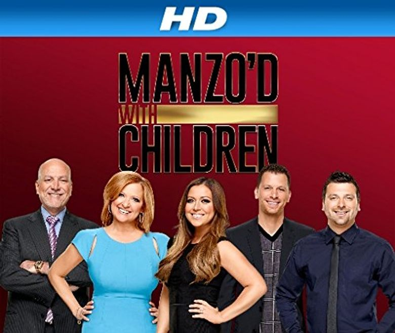Manzo'd With Children Poster