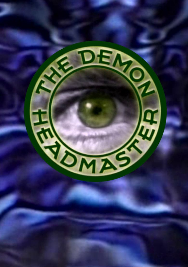 The Demon Headmaster Poster