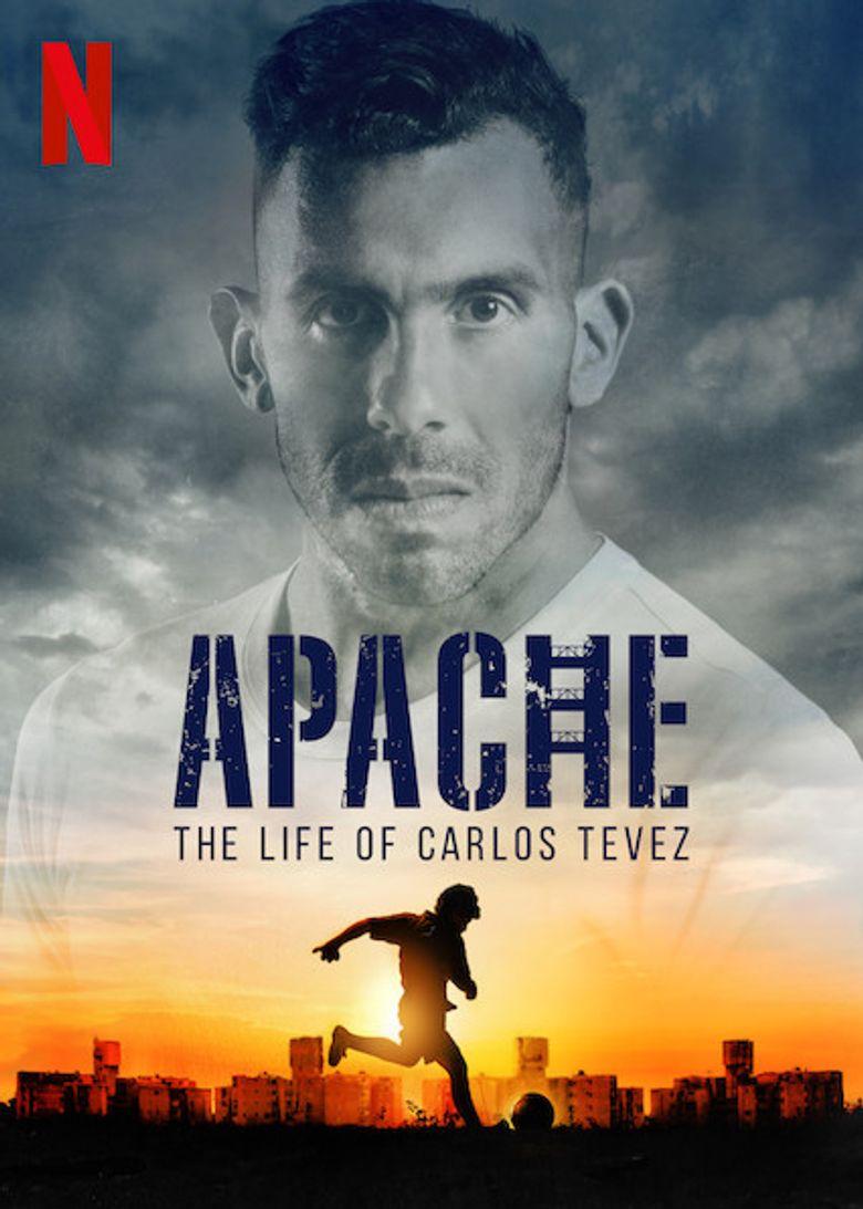 Apache: La vida de Carlos Tevez Poster