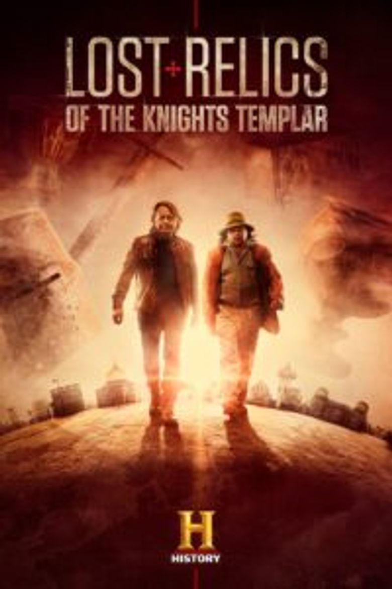 Lost Relics of the Knights Templar Poster