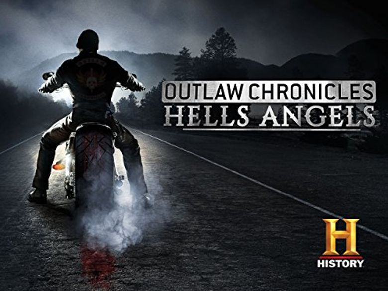 Outlaw Chronicles: Hells Angels Poster