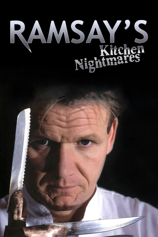 Ramsay's Kitchen Nightmares Poster