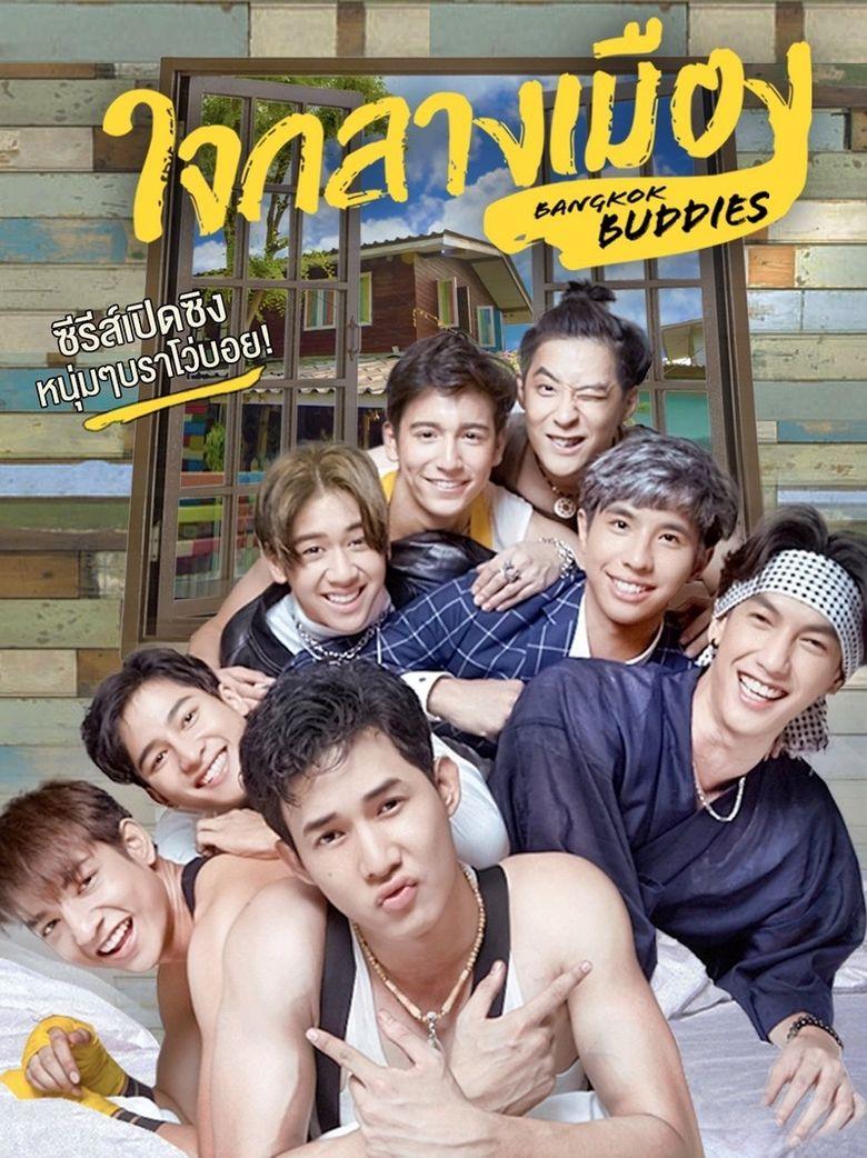 Bangkok Buddies Poster
