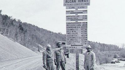 Season 10, Episode 06 The Alcan Highway