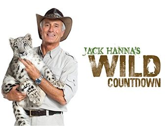 Jack Hanna's Wild Countdown Poster