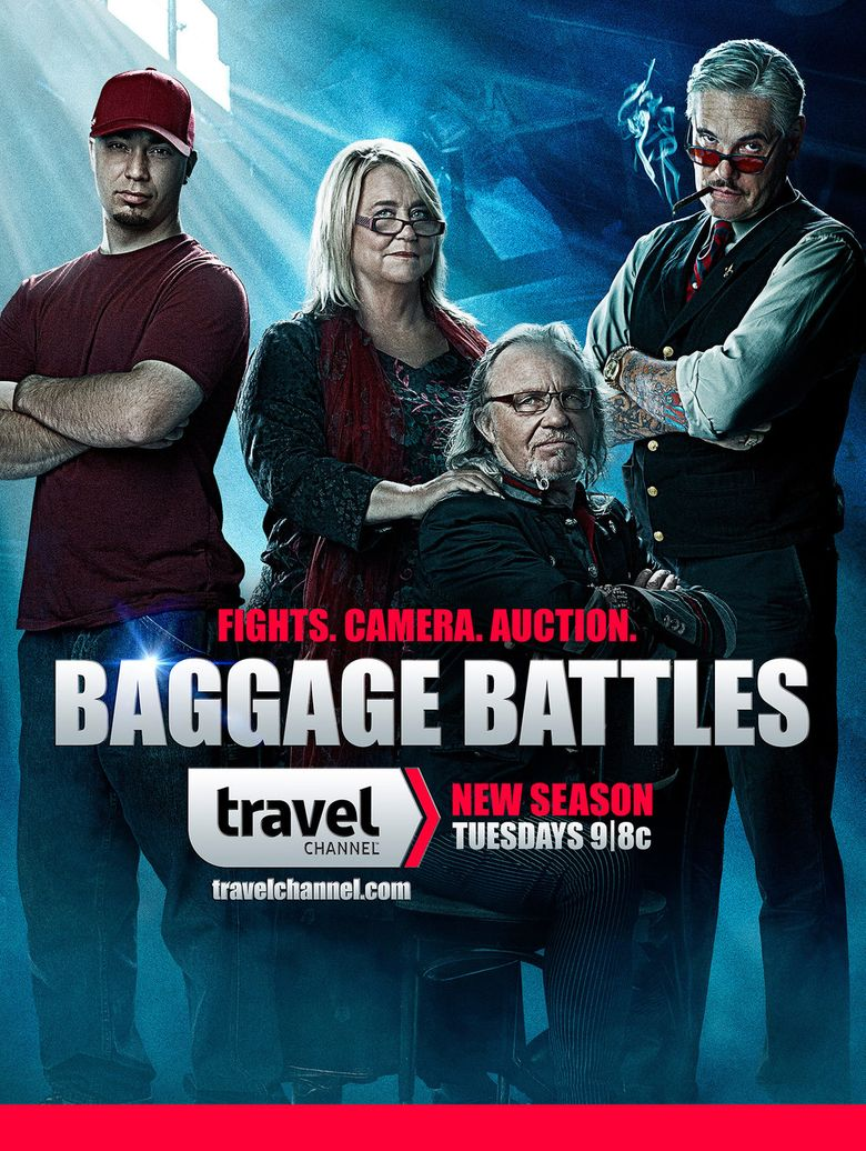 Baggage Battles Poster