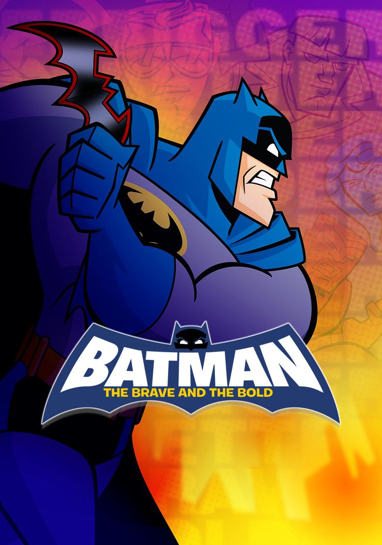 Batman: The Brave and the Bold Poster