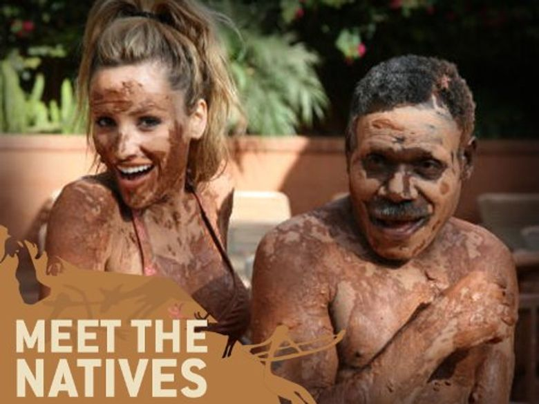 Meet The Natives Poster