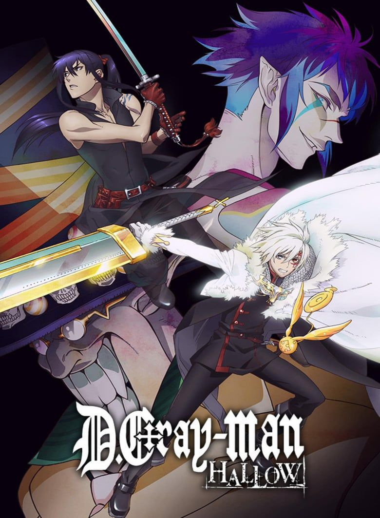 D Gray Man Hallow Serien Stream