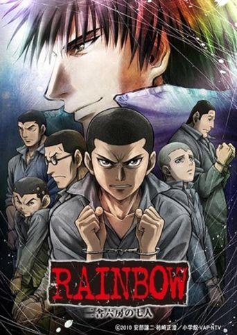 Rainbow - Nisha Rokubō no Shichinin Poster