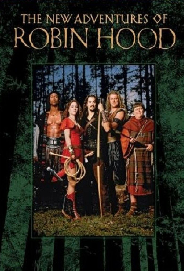 The New Adventures of Robin Hood Poster