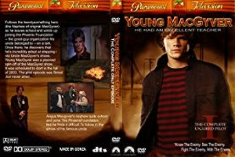 Young MacGyver Poster